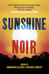Sunshine Noir Cover